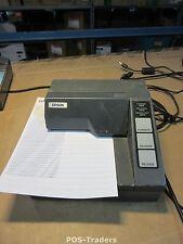 Epson TM-U295 SERIAL DB25 Check Endorser Matrix POS Printer M66SA BLACK INCL PSU