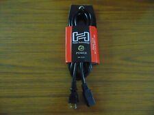 Iec C9 to Nema 1-15P Power Cord for Revox Reel to Reel Tape Recorders