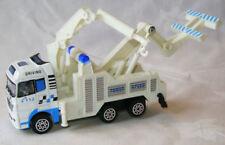 Maquinaria de construcción de automodelismo y aeromodelismo color principal blanco