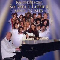 Ralph Siegel So viele Lieder sind in mir (41 tracks) [2 CD]