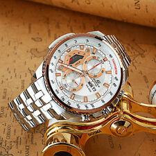 Casio  Edifice Men's Wristwatch  - EF-558D-7AV WHITE DIAL CHRONOGRAPH