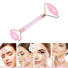 Roller Massager Face Natural Stone Slimming Lift Massage Facial Skin Care T_cd
