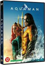 Aquaman DVD Warner Bros. 137 minutes 2.39 1