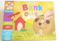 New Kids Create Paint Your Own Bank Doggy - damaged box