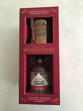 Warner Edwards Sloe Gin and Copper Cup Set EMPTY