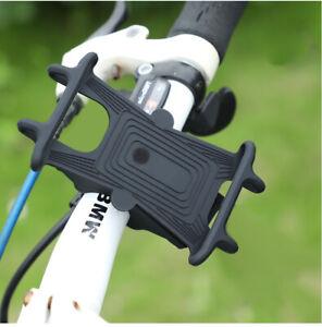 Bicycle Bike Mobile Phone Holder Bracket Mount for Handlebar Universal Cycling