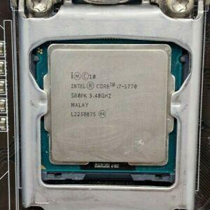 Intel Core i7-3770 - 3,4 GHz Quad-Core Prozessor  LGA 1155 CPU