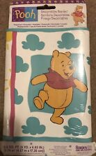 Disney Classic Winnie The Pooh And Friends Wallpaper Decorative Border Prepasted