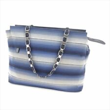 8b6be9dc79 Salvatore Ferragamo Tote bag Vera Blue Woman Authentic Used T5905