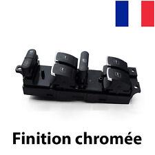 Bouton Chrome Interrupteurs Lève-Vitre GOLF IV 4 JETTA PASSAT BORA LEON TOLEDO