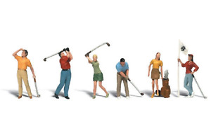 Woodland Scenics Ho Golfers, #WS-A1907