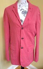 Polo Ralph Lauren Custom Fit 42L Rasberry Sports Jacket