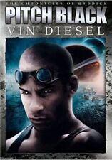 Pitch Black (Dvd, 2004, Full Frame Edition) Vin Diesel, Radha Mitchell