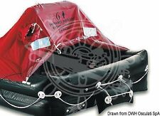 OSCULATI Francia Liferaft Stiff Case 12 Seats