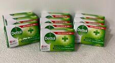 10 x 100g Bars Dettol Original Antibacterial Soap Skin Infection / Prevention