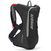 New USWE Ranger 4 Hydration Backpack With Bladder Black - Motocross Enduro MTB