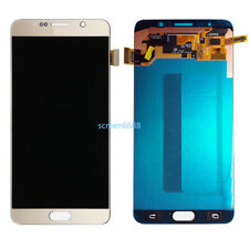 Lcd Display Touch Screen Schermo Per Samsung Galaxy note 5 N920F N920C N920 Oro