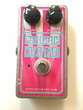 Devi Ever Punch Hate V1 Overdrive Clean Booster Love Rare Guitar Effect Pedal