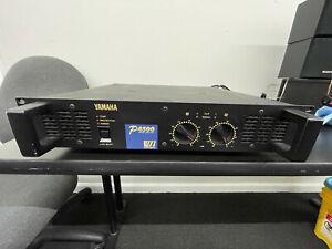 Yamaha P4500 Power PA Amplifier Audio HIFI High-end Amp