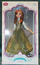 Disney Frozen Limited Edition LE Designer Doll Anna NEW!