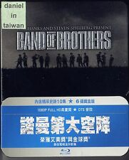 Band of Brothers - 6 BLU-RAY TIN BOX + PRE ORDER GIFT