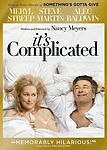 It's Complicated DVD Nancy Meyers(DIR) 2009
