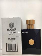 NIB Versace Dylan Blue Pour Homme EDT Eau de Toilette Spray 100ml / 3.4oz Tester