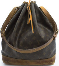 Louis Vuitton sac noe bandolera shoulder Bag bolsa consume pátina