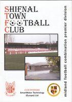 Shifnal Town v Leamington 2004/5 (23 Apr) Midland Alliance