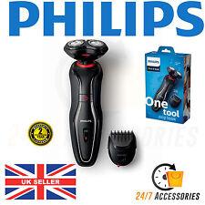 Philips S720/17 para hombre eléctrico sin cuerda clic y estilo Shaver Trimmer/Barba