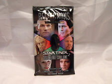 STAR TREK CCG REFLECTIONS SEALED BOOSTER PACK OF 18 CARDS