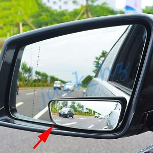 Vehicle Accessories HD Car Rear View Adjustable Auxiliary Blind Spot Mirror Trim