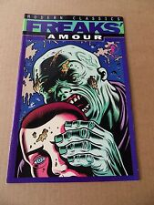 Freaks Amour  1 . Dark Horse 1992  - FN  / VF