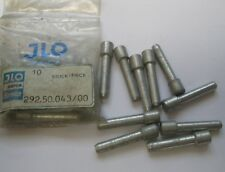 JLO / ROCKWELL L-292 ALUMINUM PLUGS PACKAGE OF 10 PART # 292-50-043-00 NOS OEM