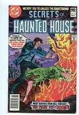 Secrets of Haunted House 18 VF DC Comics CBX1B