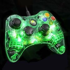 Afterglow Wired Controller for Xbox 360 - Green Officially Licensed