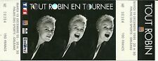 RARE / TICKET BILLET SPECTACLE COMIQUE CONCERT - MURIEL ROBIN A ORLEANS 1995
