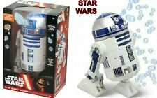 R2-D2  Star Wars Bubble Machine Automatic Blower Blaster Gift Girls Boys