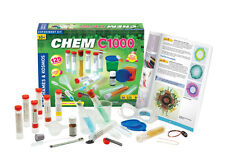 Thames & Kosmos CHEM C1000 (V 2.0) Begginers Chemistry Kit Science Fun Education