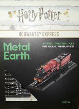Harry Potter Hogwart'S Express 3D Metal Earth Model Kit~Brand New~Bid@$10~Wow!