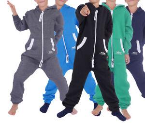 LIL'Finch LFV2 Kinder Jumpsuit Jungen Mädchen Overall Kids Jogger Onesie Anzug