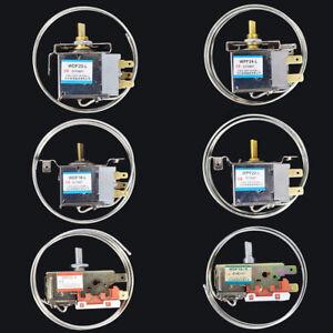 2-3Pin WDF18/19 20-L WPF20/22/24 Freezer Refrigerator Thermostat with Metal Cord