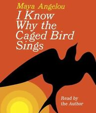 I Know Why the Caged Bird Sings by Maya Angelou (1996, CD, Abridged)