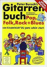 Gitarrenbuch, m. CD-Audio, Bd.1, Mit bekannten Liedbeisp...   Buch   Zustand gut
