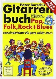 Gitarrenbuch, m. CD-Audio, Bd.1, Mit bekannten Liedbeisp... | Buch | Zustand gut
