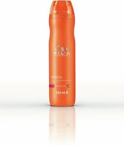 Wella Professionals Enrich Moisturising Shampoo For Dry And Damaged Hair (250ml)