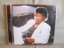 Michael Jackson- Thriller. Special Edition Gold-CD