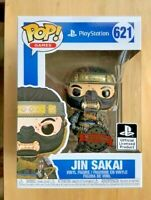 Bloody Jin Sakai Funko Pop Vinyl New in Mint Box + Protector In Hand