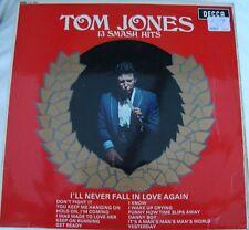 Tom Jones - 13 Smash Hits - Decca LK 4909