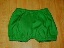 "15-18"" CPK Cabbage Patch Kids CHRISTMAS IRISH GREEN PANTY PANTIES BLOOMERS"